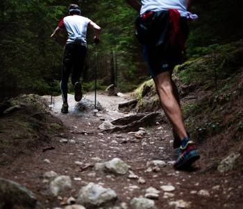 The Tempo Run to work on your anaerobic threshold