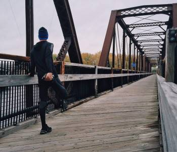 Dynamic running warm-up: the runner ritual
