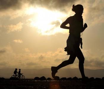 5 tips for running safely at night!