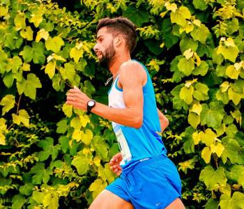 3 sessions of split test for the 10km, half and marathon