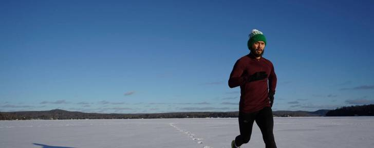 Running in winter? Running in the cold? Focus on equipment!